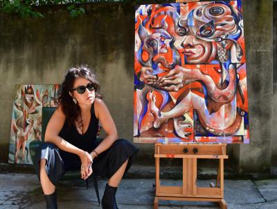 Valentina, una visual artist dalla Serbia a Torino (5 post)